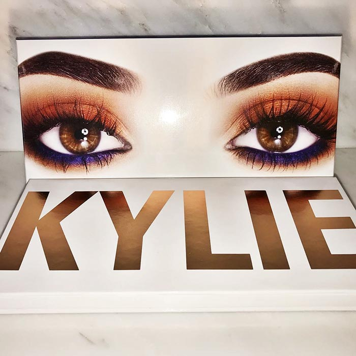Kylie Cosmetics Royal Peach KyShadow Palette