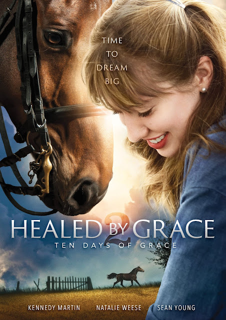 Healed by Grace 2- Ten Days of Grace Movie review & giveaway #ad #HealedByGrace2L3