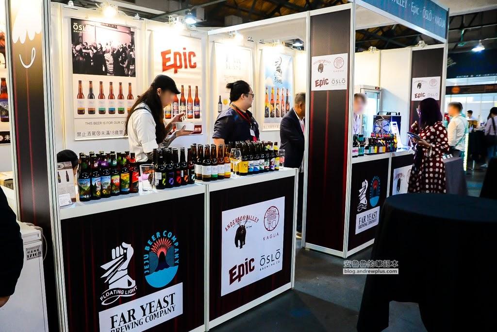 異國風情美食節2019 Gourmet Taipei,華山異國風情美食節
