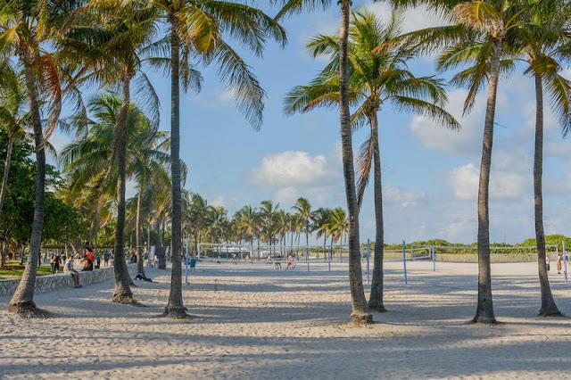 Condições climáticas em Miami em março