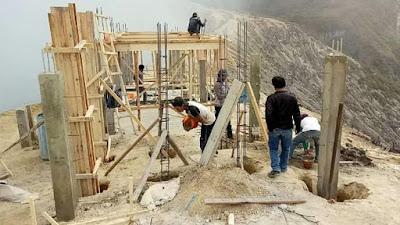 Pembangunan di Ijen dipersoalkan DPRD Banyuwangi.