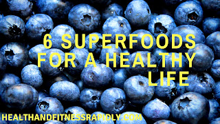 6 healthy superfoods