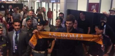 Fazio arrives in Rome, Calleri, Koulibaly, Bacca, Vermaelen