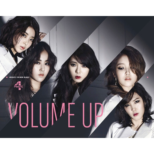 4minute - Volume Up [FLAC   MP3 320 / CD]