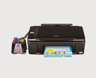 how to download set up file for epson printer cx5500