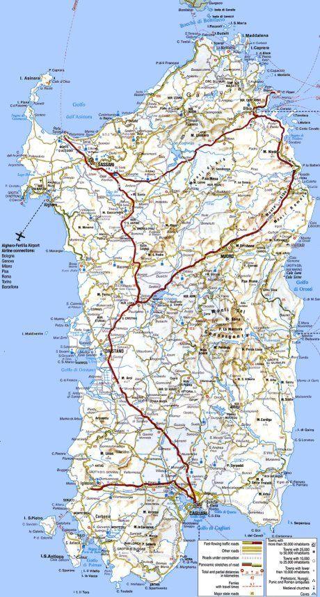 Sardenha | Sardegna | Sardinia | Sardigna | Sardenya