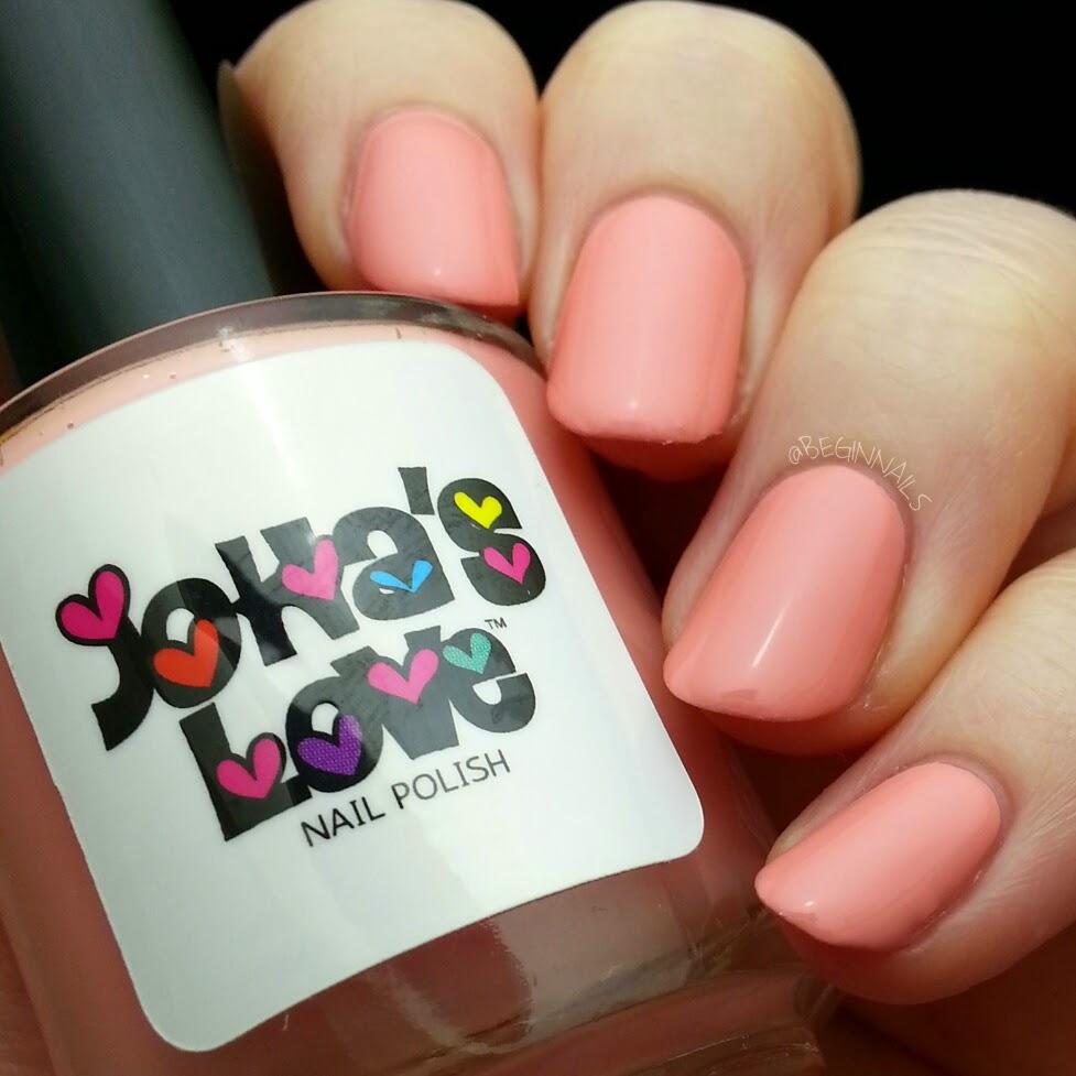 let s begin nails joha s love nail polish spring 2015 collection