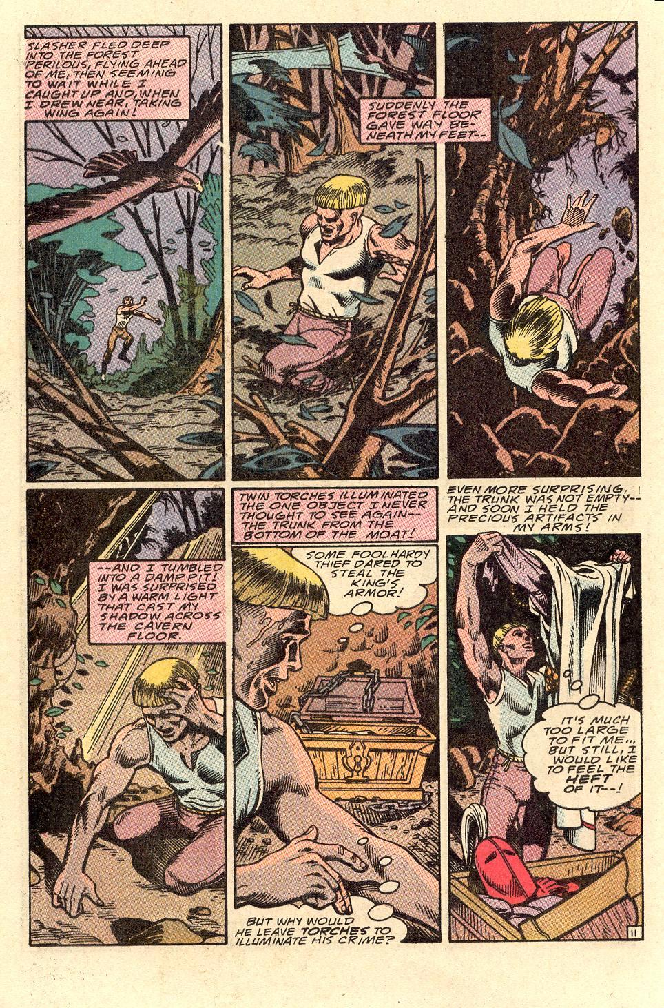 Read online Secret Origins (1986) comic -  Issue #49 - 32
