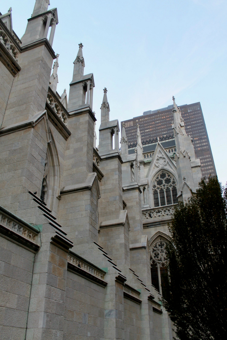 [Day in NYC] St. Patrick's Cathedral