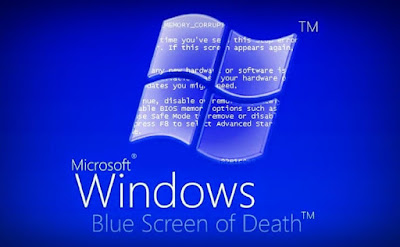أسباب-حدوث-شاشة-الموت-الزرقاء