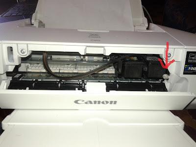 eliminar atasco de papel en impresoras canon