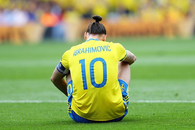 Zlatan Ibrahimovic Swedia