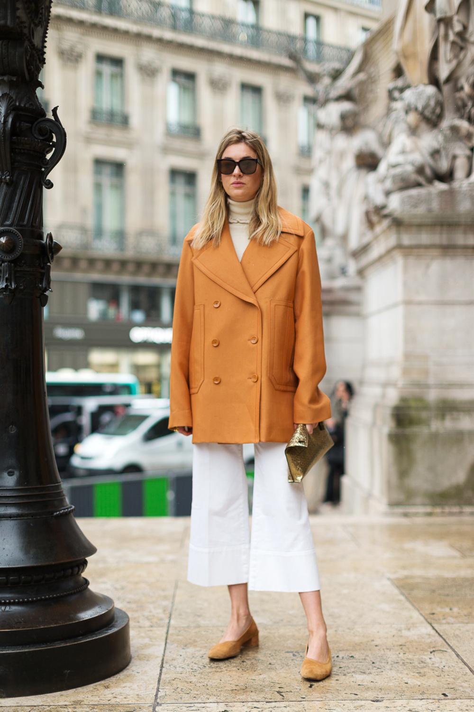 Camille - Street Chic: Style from Paris Harper's Bazaar