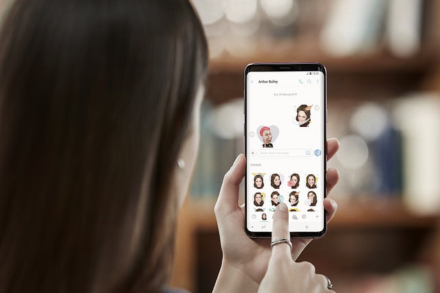 Samsung Online Store anuncia la preventa del Galaxy S9 y Galaxy S9+