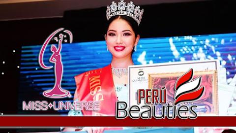 Miss Universe Kazakhstan 2017 / 2018
