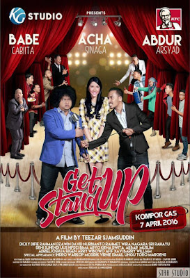 Review Film Get Up stand Up