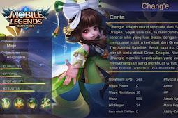 Skill Hero Chang'e Mobile Legends, Cara Menggunakan, Kelebihan Kekurangannya