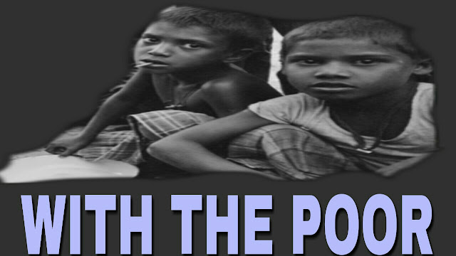 WITH THE POOR - dargowhar
