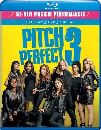 Pitch Perfect 3 (2017) 480p BluRay