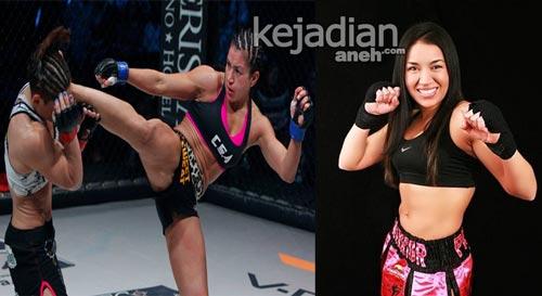 petarung wanita MMA 13 Petarung Wanita UFC Paling Seksi dan Kuat