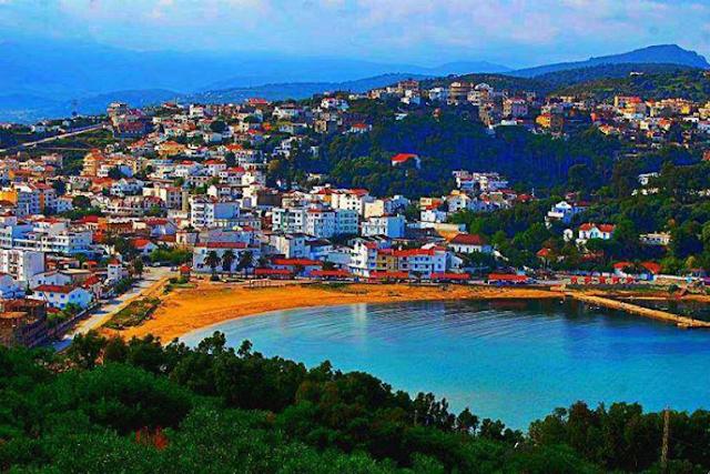 مدينة  طبرقة في تونس