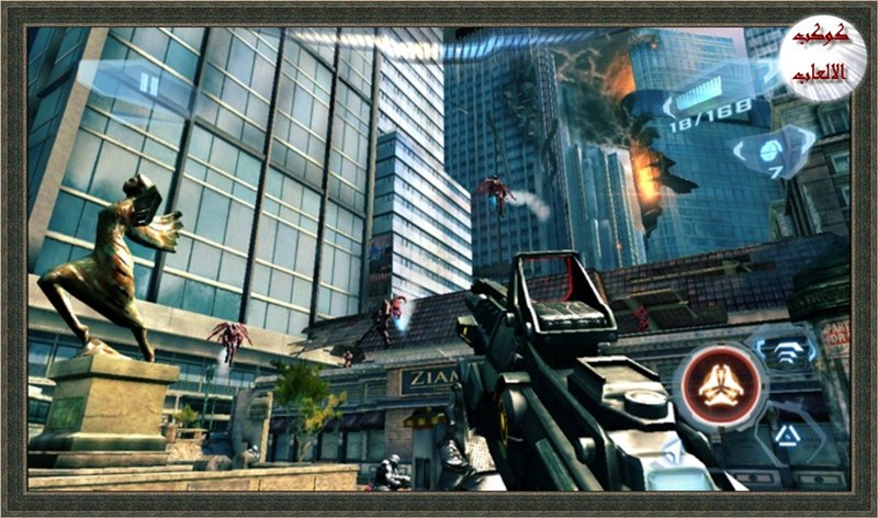 العاب اندرويد  IV Download Alien Rage - Unlimited games