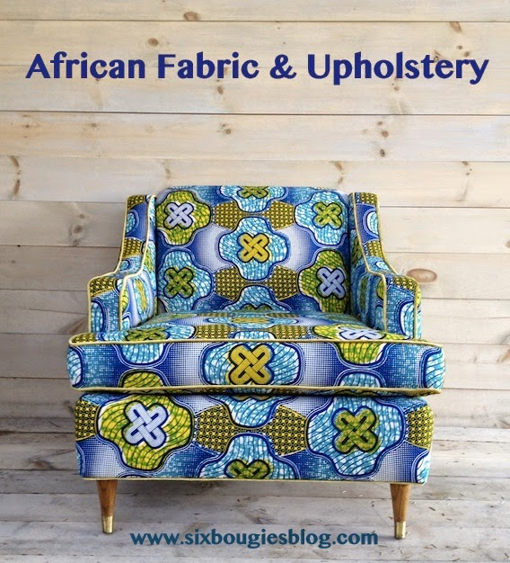 Africastyle African Textiles Furniture Shockingly Awesome Six