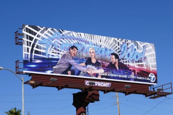 American Idol season 17 billboard