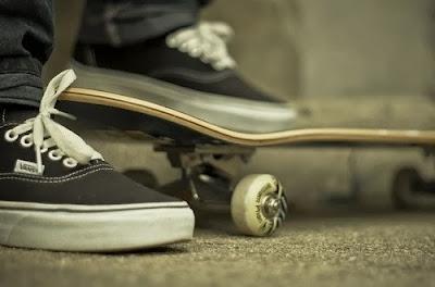 Tips Memilih Sepatu Skateboard