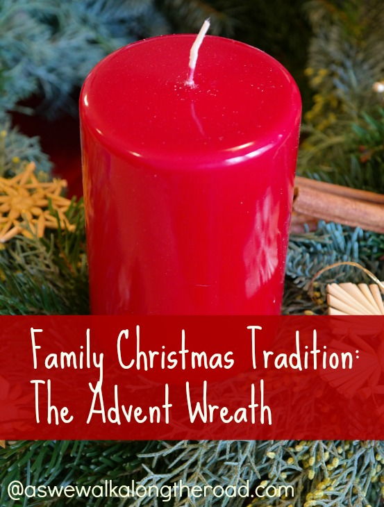 A description of the Advent wreath and its symbolism
