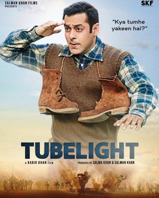Tubelight (2017) Full movie in Hindi 720p 1.6GB Bluray Esubs Free Download