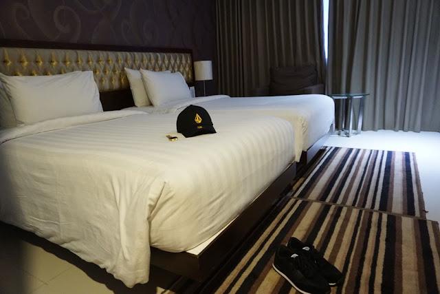 Deluxe Room Gets Hotel