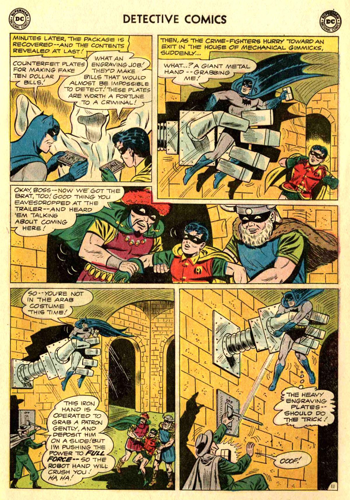 Detective Comics (1937) 309 Page 12