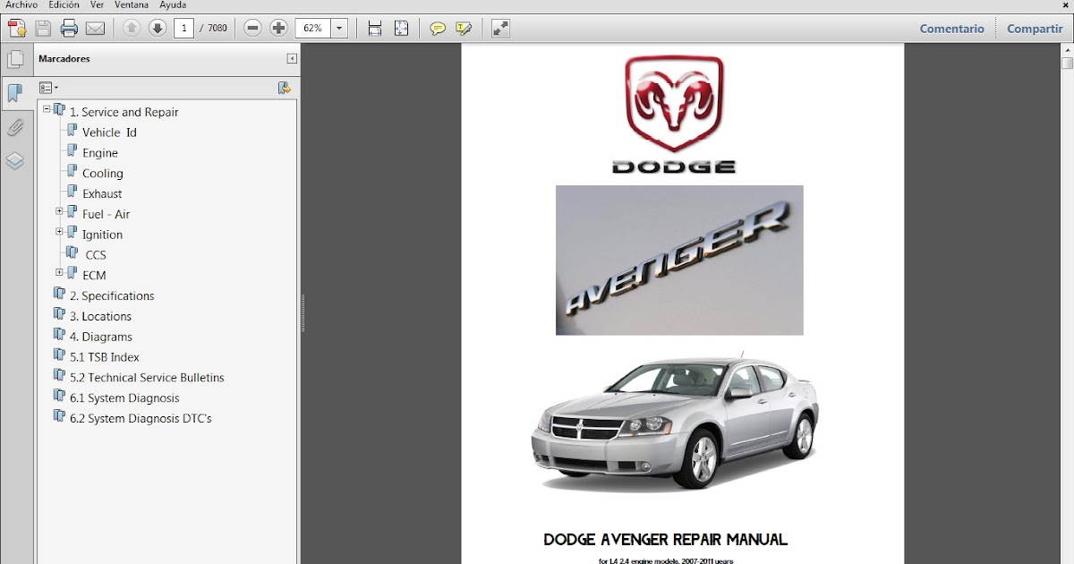2010 dodge grand caravan repair manual pdf