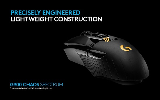 Logitech G Introduces Its Best Gaming Mouse Yet With