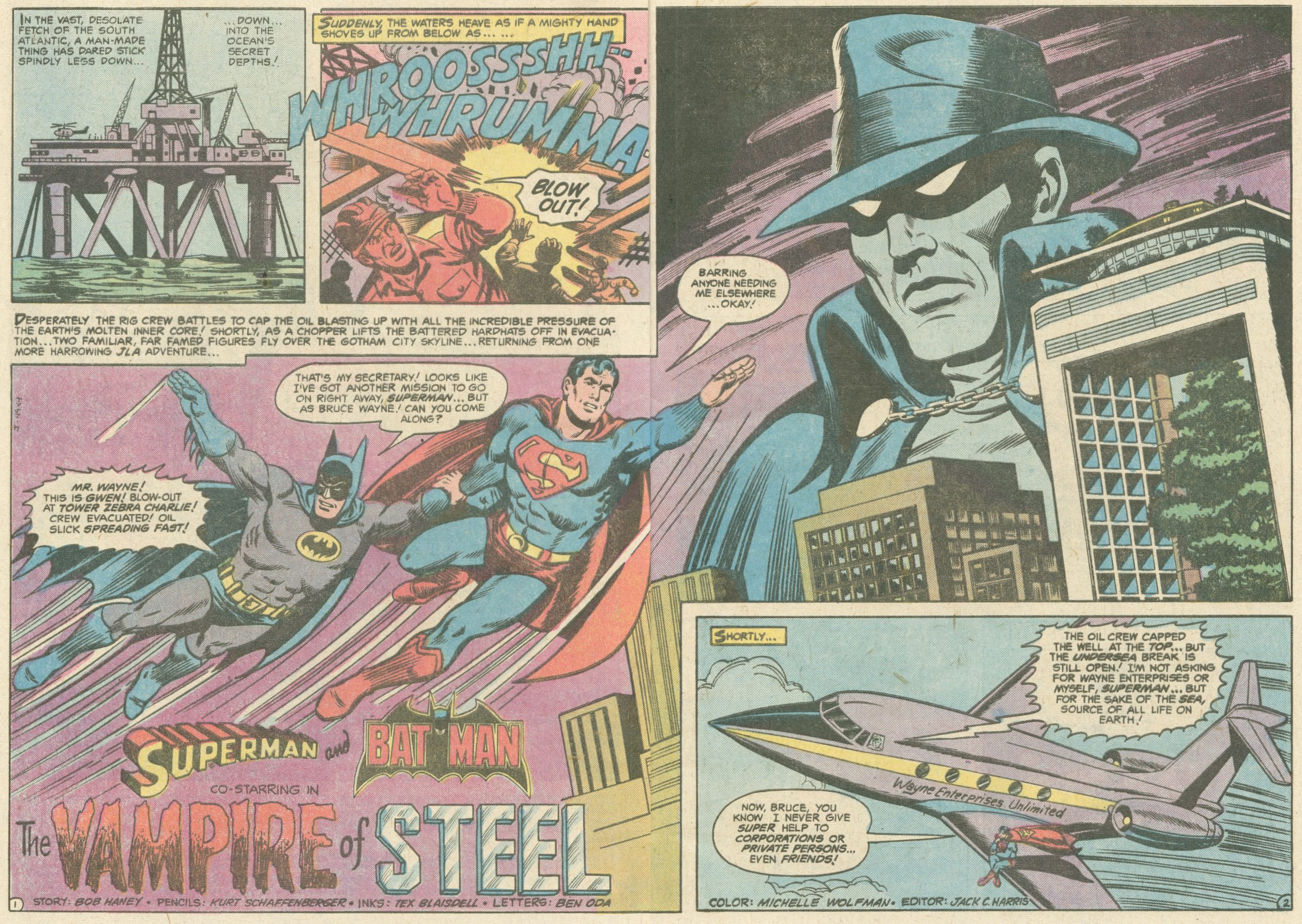 Read online World's Finest Comics comic -  Issue #249 - 3