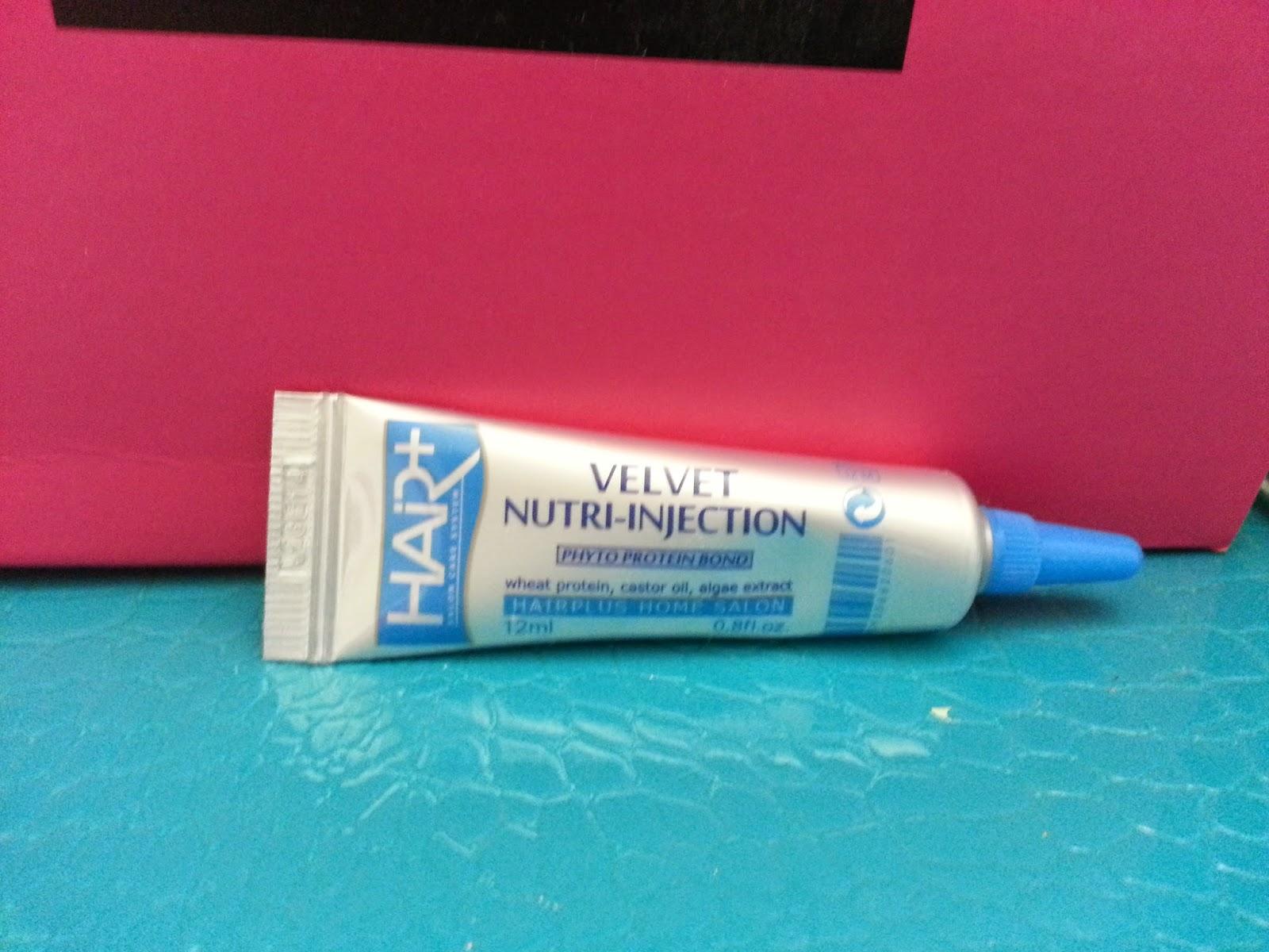Hair+ Velvet Nutri-Injection