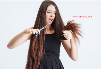 What Causes Your Dry, Damaged Hair and How to Fix It?