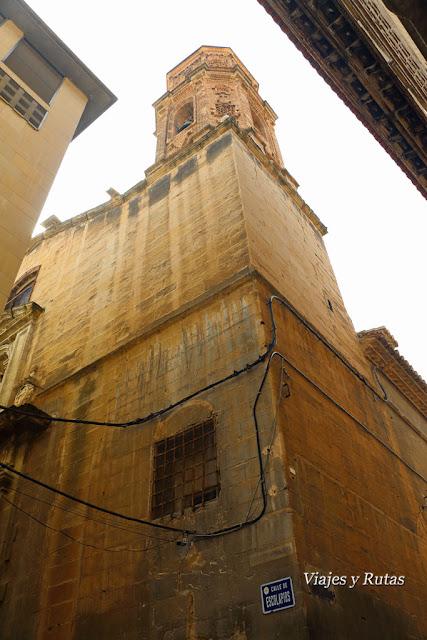 Iglesia de los Escolapios, Alcañiz, Teruel