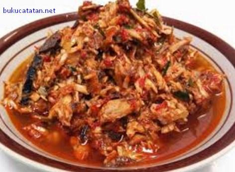 Cara Membuat Masakan Spesial Pepes Tongkol Suwir