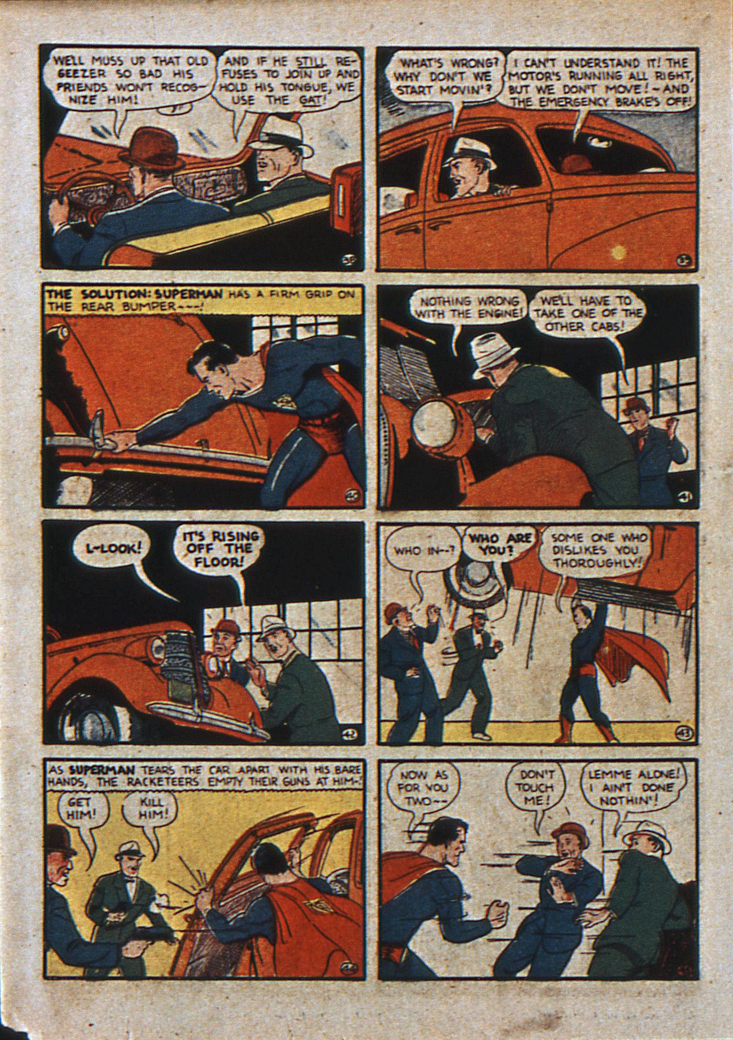 Action Comics (1938) 13 Page 7
