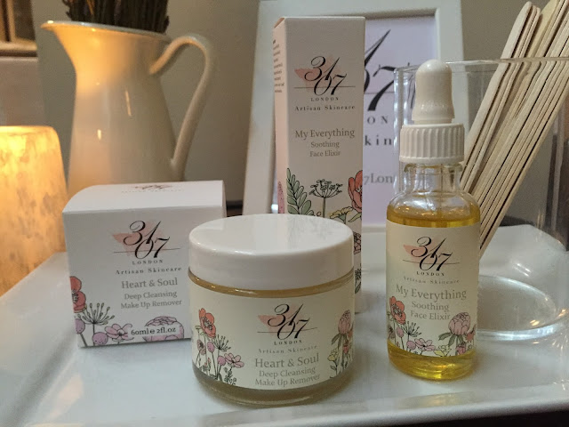 3107 London Artisan Skincare Launch
