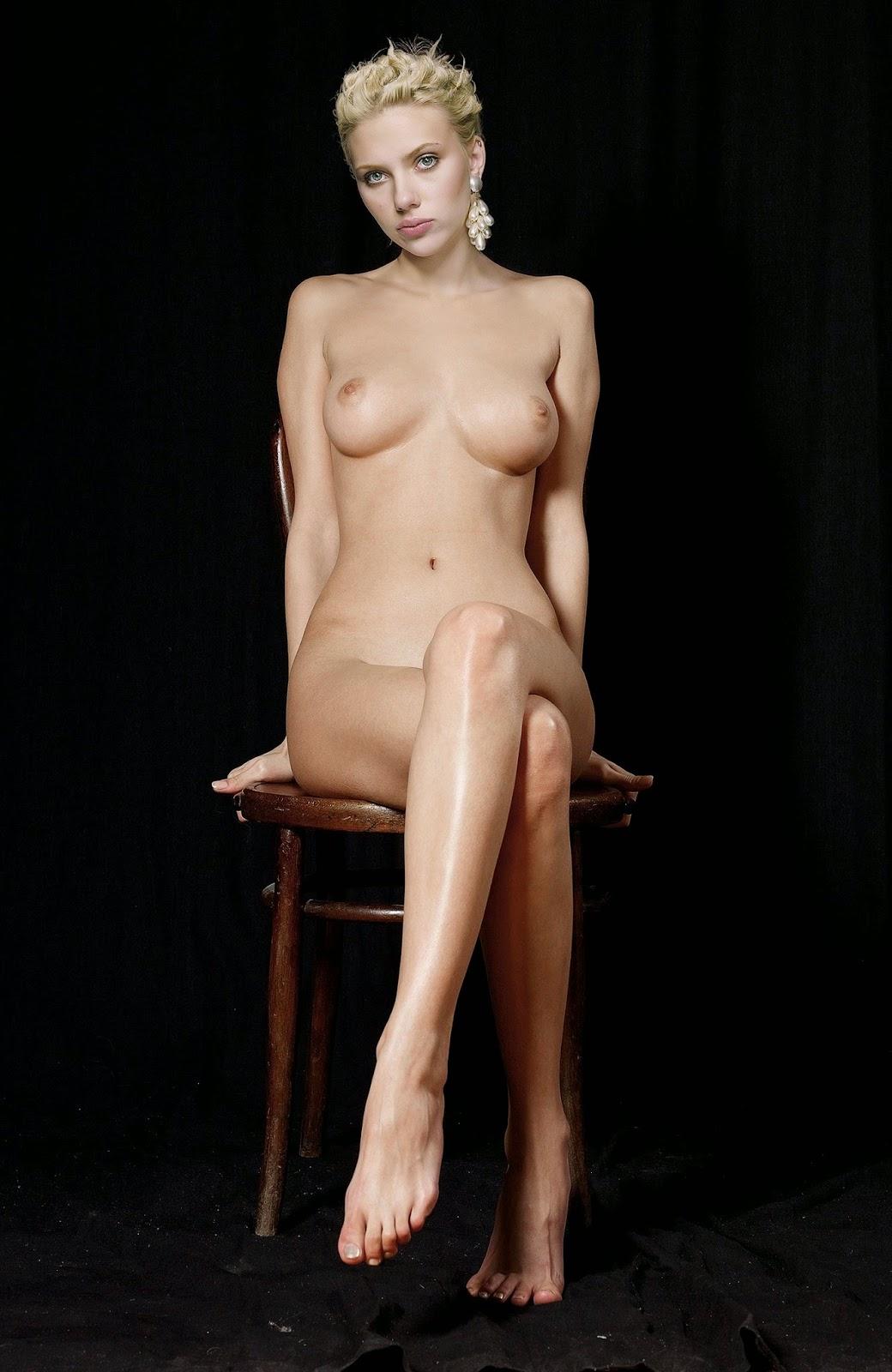 Scarlett johanssen nude