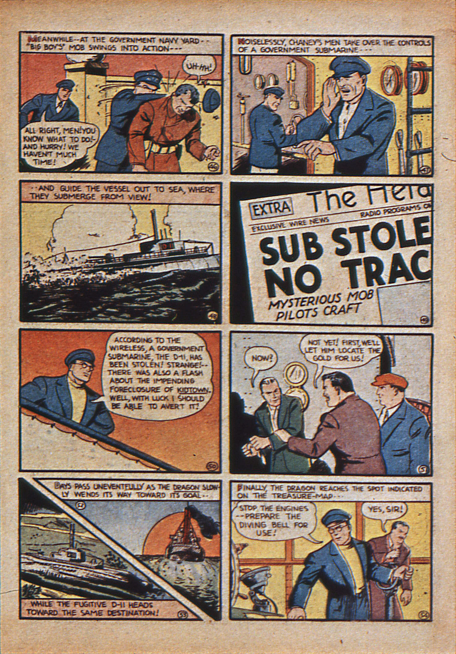 Read online Action Comics (1938) comic -  Issue #15 - 10