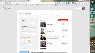 Cara Memperbanyak Followers Google+ Dalam 1 Klik