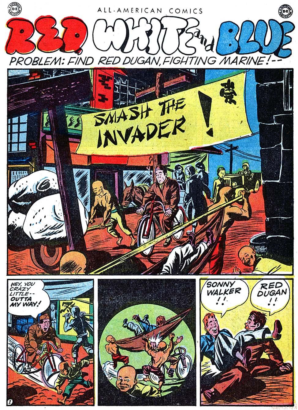 Read online All-American Comics (1939) comic -  Issue #62 - 35