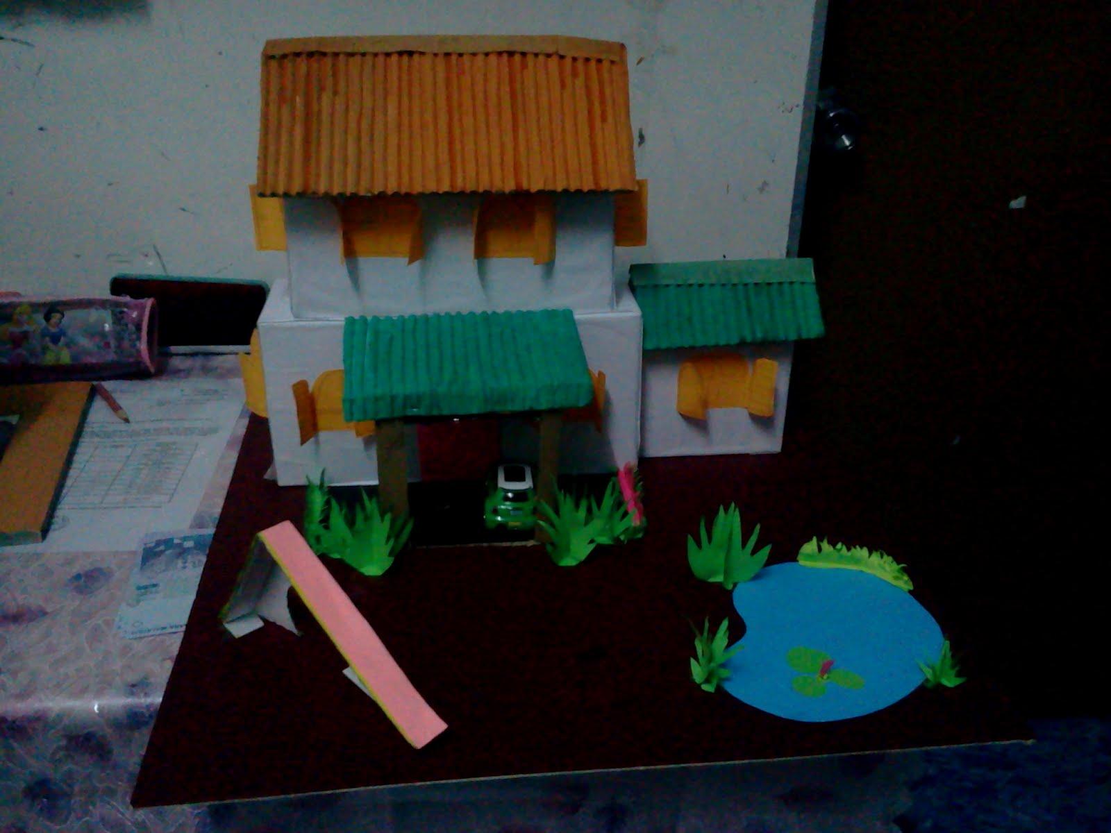 Projek Rumah Iqa Finalized