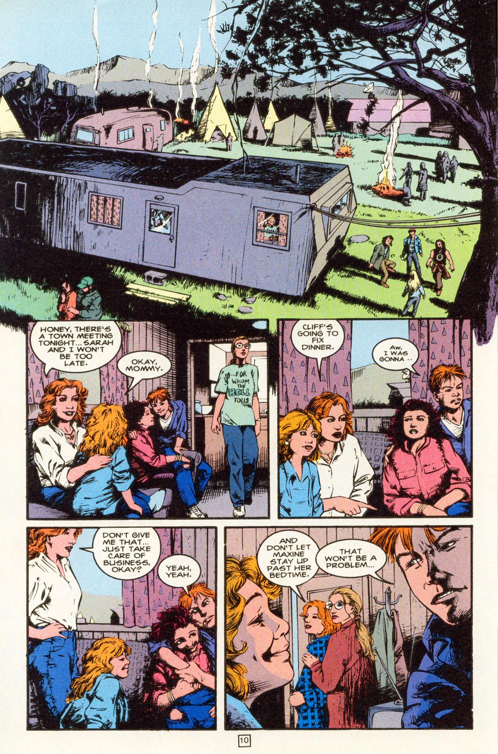Read online Animal Man (1988) comic -  Issue #81 - 11
