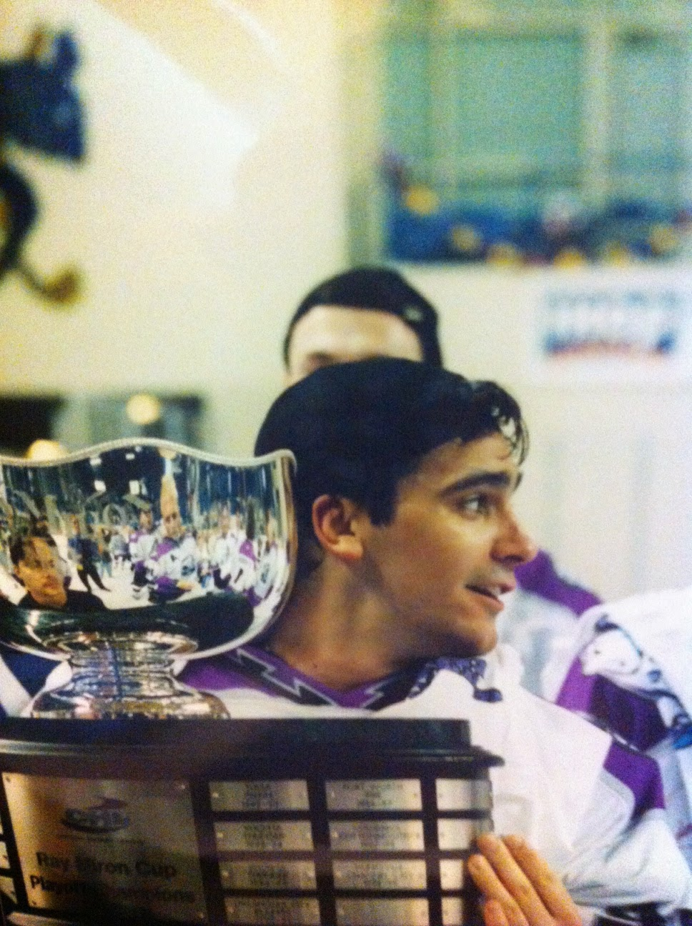 Indianapolis hockey: Indy's title teams: The 2000 Ice