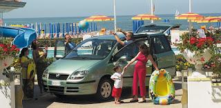 Viajar con menores de edad por Europa